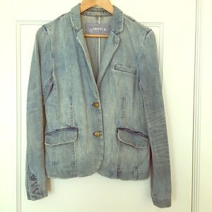 Gap Jackets & Coats - Denim Gap Blazer