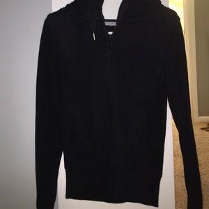 Vintage black lulu lemon sweatshirt