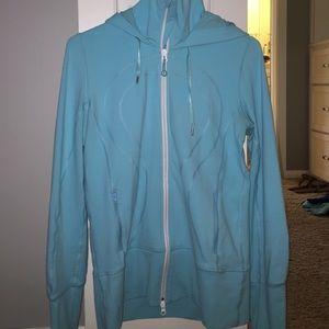 Lulu lemon hooded sweatshirt