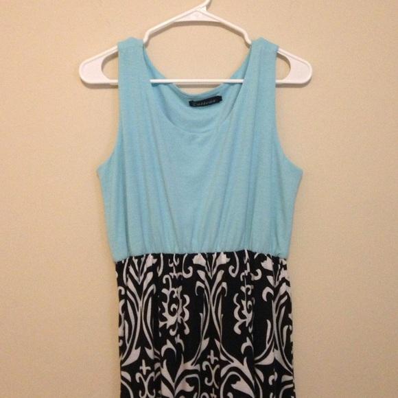 ed62ea4609 Zattcas Maxi dress. M_57af7c70522b4579f200b732