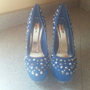 Alba Shoes - High Platform Stilleto Heels