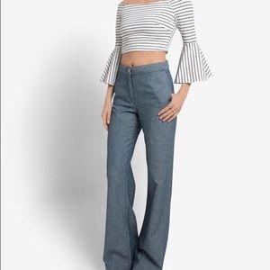 3x1 Denim - 3x1 Lightweight denim trousers.