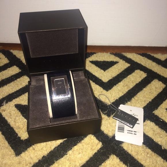 3d3f0269725 Gucci Accessories - GUCCI 7800L QUARTZ BRACELET WATCH