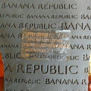 Banana Republic Shoes - Banana Republic Leather Sandals