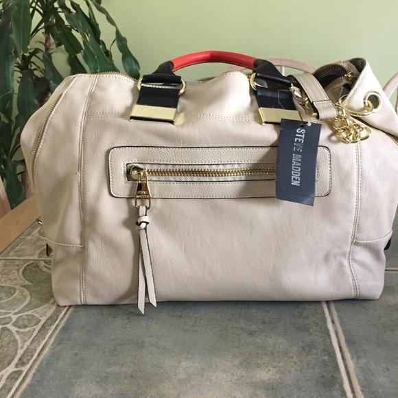 88c2752e30 Steve Madden Bags   New Bonemulti Bsocial Pop Handle   Poshmark