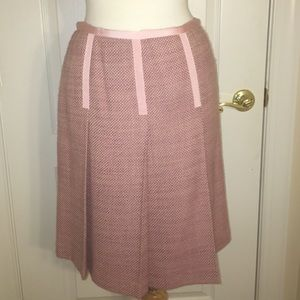 🎀✨INC - Size 4-Pink & Purple Pleated Skirt🎀✨