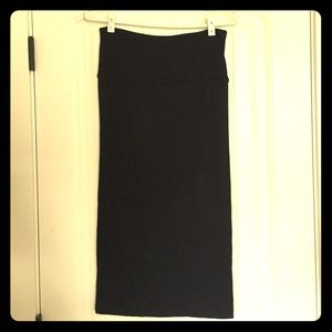 Nordstrom Frenchi Pencil Skirt size Large