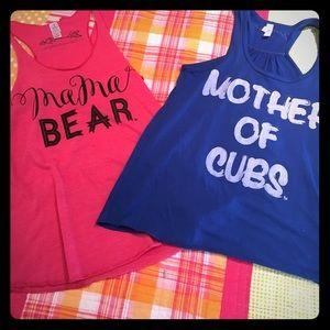 'Mama Bear' & 'Mother of Cubs' Tank