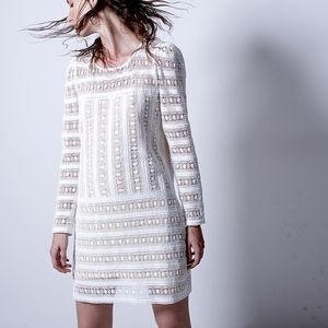 Magali Pascal Dresses & Skirts - MAGALI PASCAL Alchemy Lace Dress IVORY