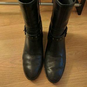 Anne Klein Junta boots