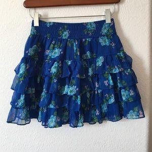 Hollister Flowy Skirt