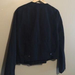 Madewell Jackets & Coats - MADEWELL sidecar biker jacket