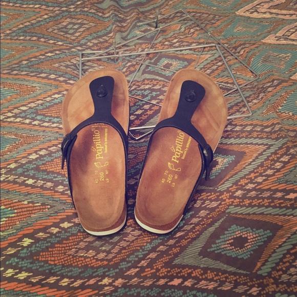 841593fe44808 New!! Birkenstock Papillo gizeh platform sandal