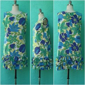 Vintage 50's Sleeveless Summer Dress