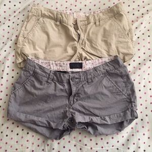 Lilu Pants - 2 shorts for $18