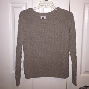 Old Navy- Cable Knit Sweater