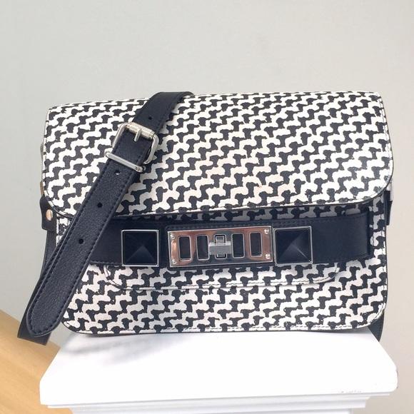 Proenza Schouler Handbags - Like NEW Proenza Schouler PS11 mini tweed bag