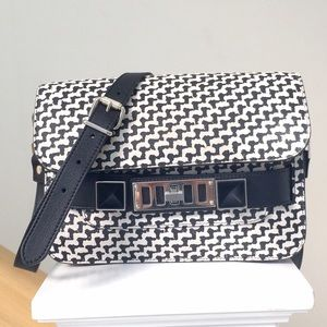 Like NEW Proenza Schouler PS11 mini tweed bag