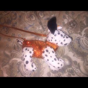 Little Girl's Dalmatian purse