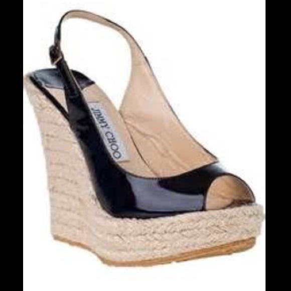 a3a2d49624d Jimmy Choo Shoes - Jimmy Choo polar wedge