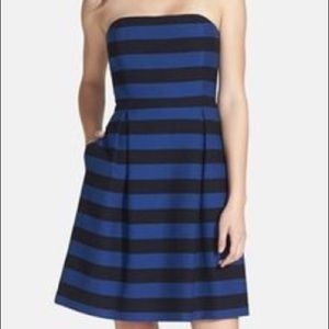 Trina Turk strapless dress