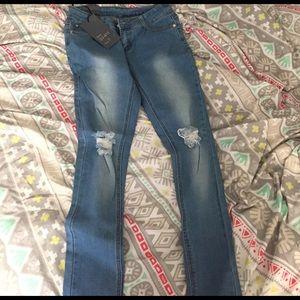 Fashion Nova Jeans NEW