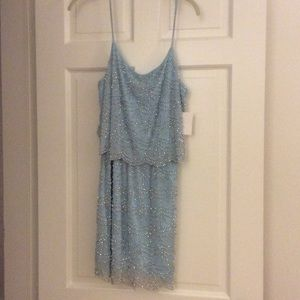 Xscape Dresses & Skirts - Pale blue dress