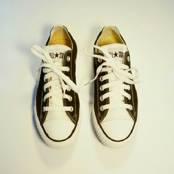 643e6f863d8d Converse Shoes - Custom Converse All Stars Black   White