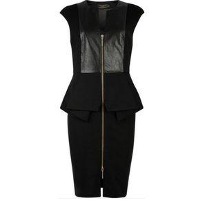 Ted Baker Black Reita Dress