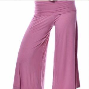 Pastels Clothing Pants - 💓Gaucho Pants