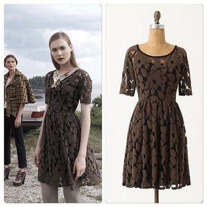 Anthropolgie Unconditional Osier Dress