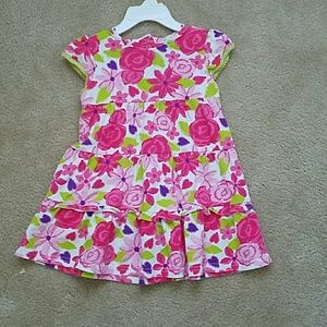 Le Top Other - Toddler dress