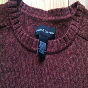Men's Croft & Barrow sweater
