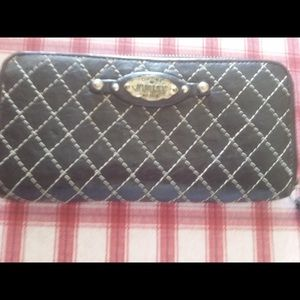 🍒Authentic juicy couture leather wallet🍒