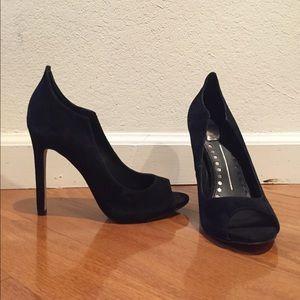 Dolce Vita Black Heels NWOT