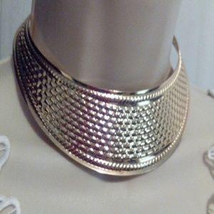 Boheme Jewelry - Gold Chocker