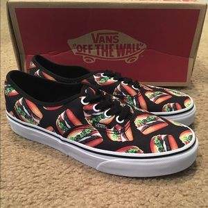 f5ffac2308 Vans Shoes - Authentic Late Night Hamburger Vans