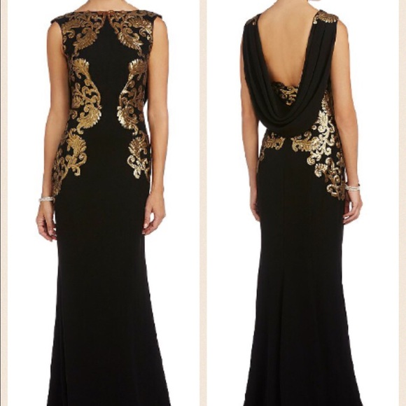slip dress make drapes black drape move a sexy back lbd products