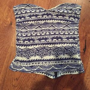 Urbanoutfitters tube top