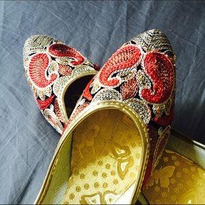 Shoes - Sunny Side Jutti