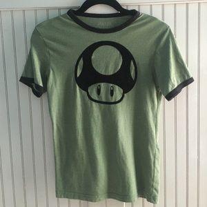 Nintendo Tops - 1 Up Nintendo t-shirt