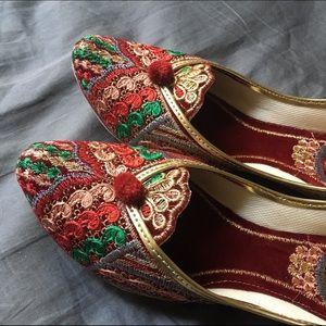Shoes - Laila Majnu Jutti