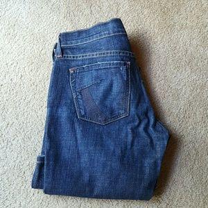 James Jeans Denim - Gently worn James jeans boot cut