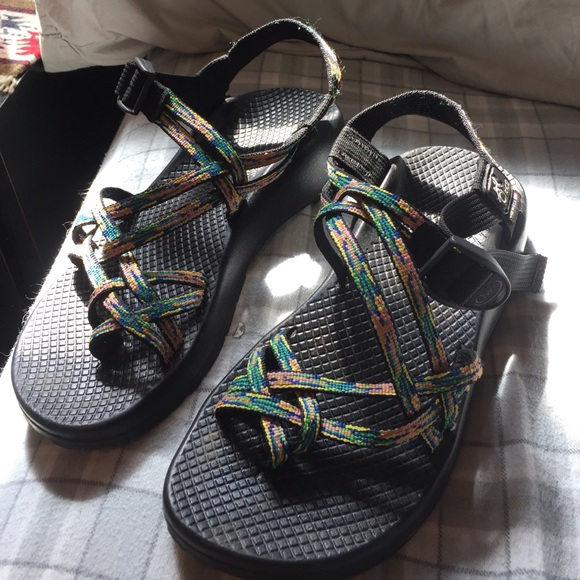 fa0a0fc1aae6 Chaco Shoes - Grateful dead chacos