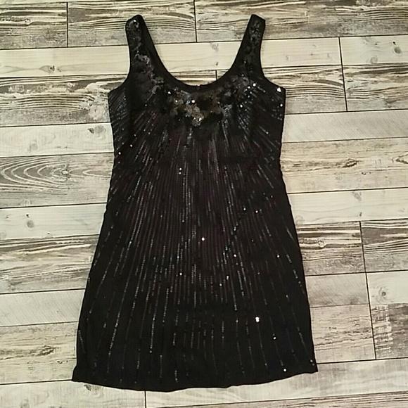 White House Black Market Dresses Sequin Party Dress Poshmark