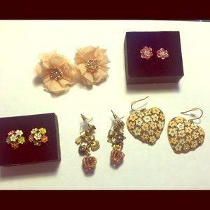 Earring bundle!!!!