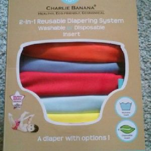 Charlie Banana Other - Cloth Diapers