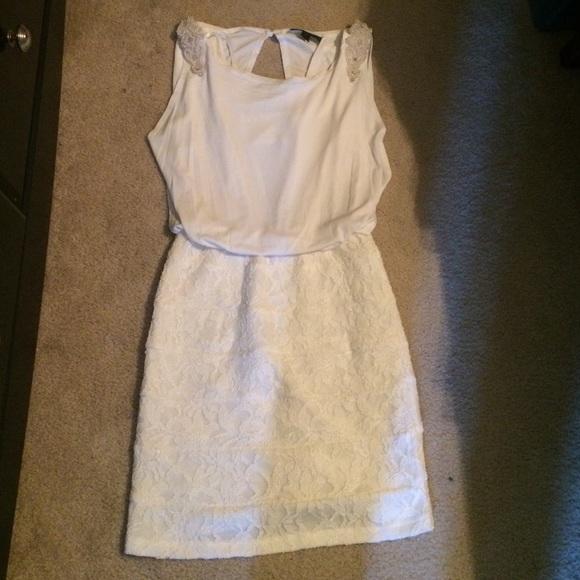 157fb48dc7b City Studio Dresses   Skirts - Macy s Brand new gorgeous White dress