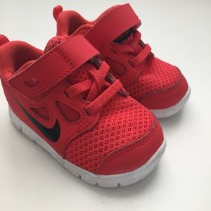 Kids Red Nike Shoes