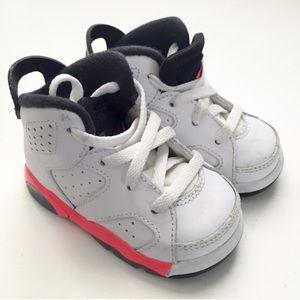 Kids Nike Jordan Retro 6